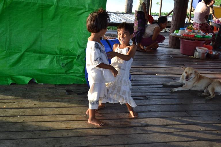 ぼくのこころにとどまっている ミャンマーで会った名もなきいい人を紹介したい。