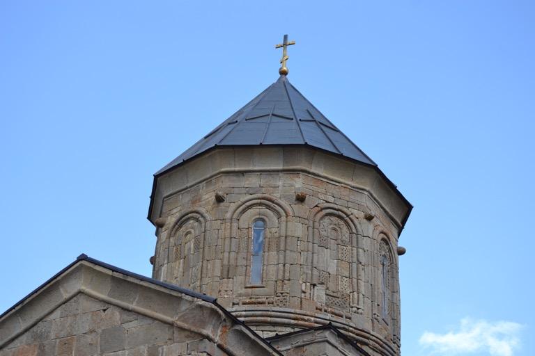ゲルゲティ三位一体(サメバ)教会に行ってきた。