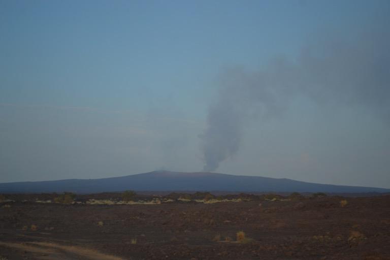 エチオピせらア エルタ・アレ火山