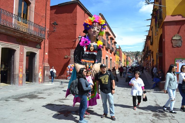 メキシコ サンミゲルデアジェンデ カルテット 音楽 アート monkey climb