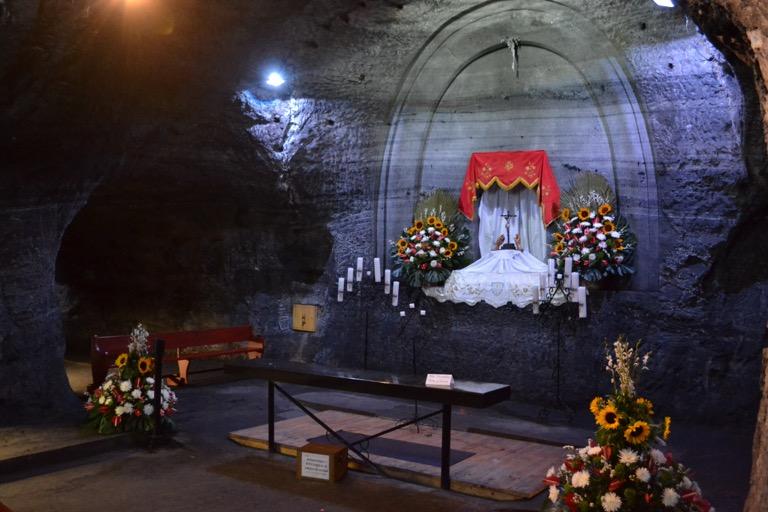 コロンビア ボゴタ シパキラ塩の大聖堂 Catedral de Sal, Parque De La Sal, Zipaquirá