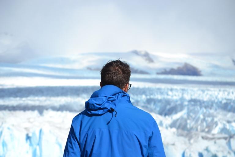 アルゼンチン エル・カラファテ アルゼンチン サンタクルス州 グラシアル・ペリート・モレノ 氷河