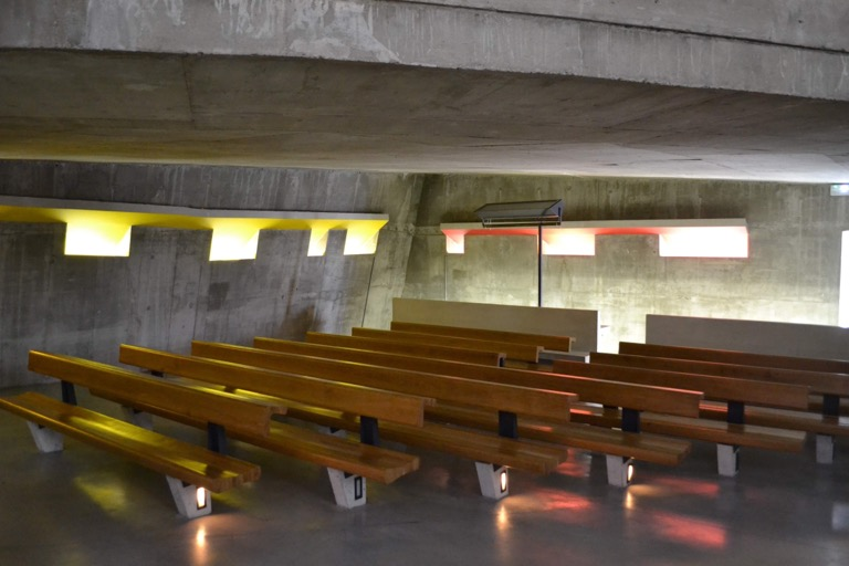フィルミニのル・コルビュジエの建築たち