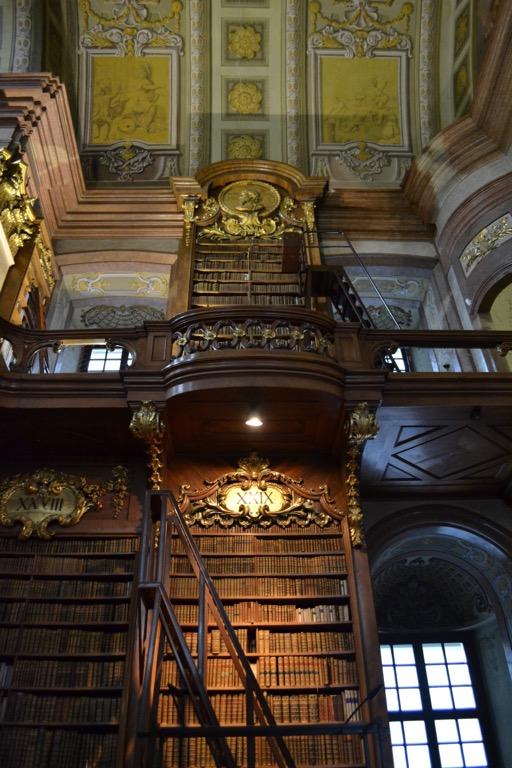 オーストリア国立図書館プルンクザール