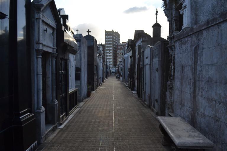 アルゼンチン ブエノスアイレス レコレータ墓地 お墓
